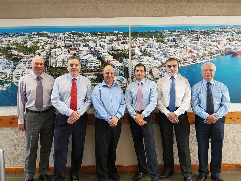 MPDS Reaccreditation Panel Bermuda Oct 10 2016