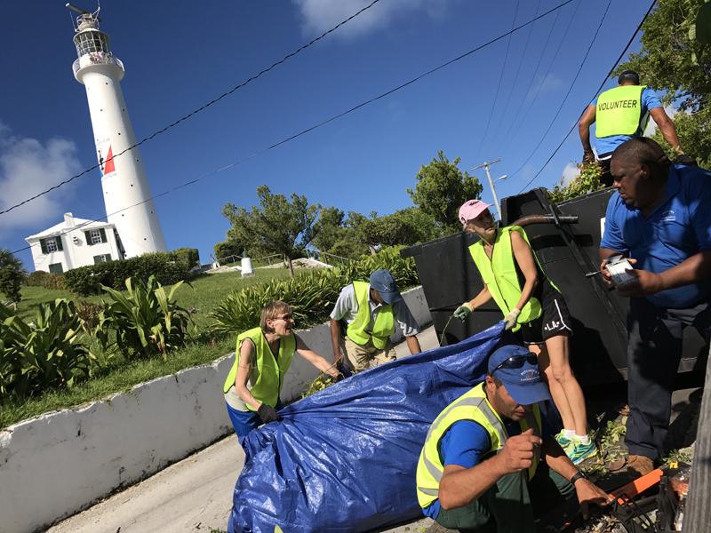 NBP Lighthouse Rd Bermuda October 4 2016