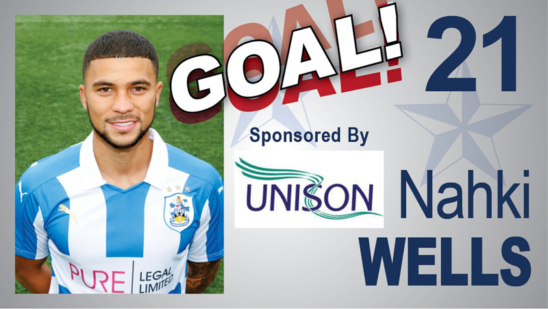 Nahki Wells Scores 21st Goal Of Season Bermuda October 2016