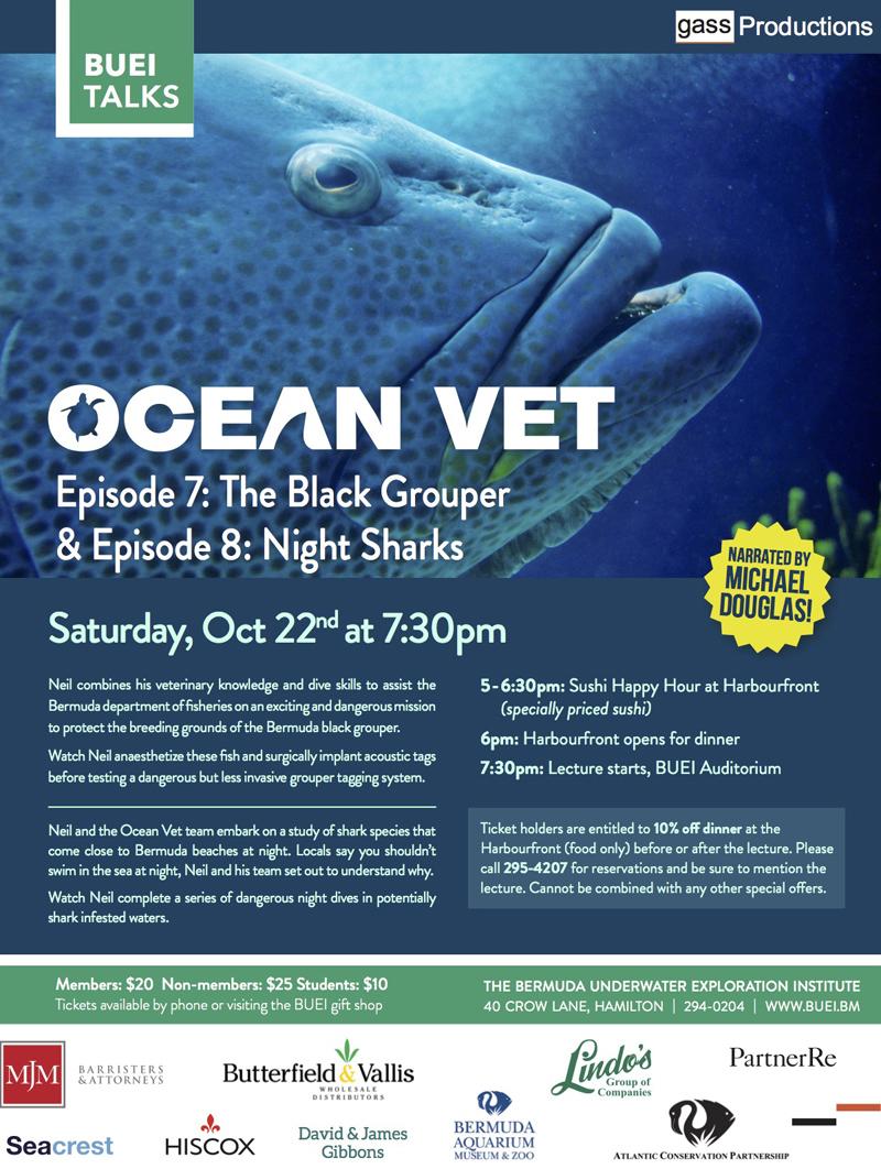 Ocean Vet Bermuda October 2016