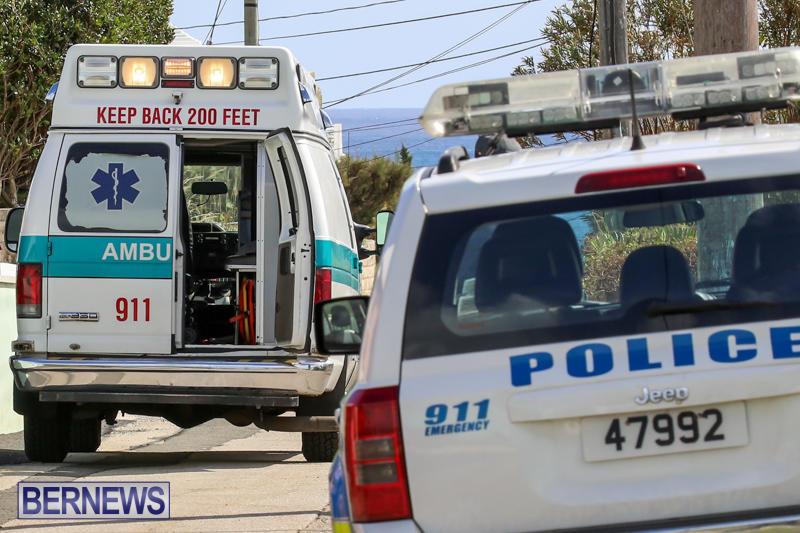 Police Ambulance Bermuda, October 23 2016-1