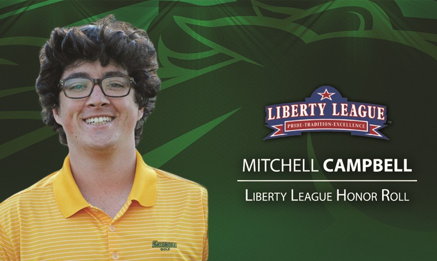 Senior Mitchell Campbell October 2016