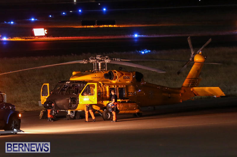 US-Coast-Guard-MH60-Helicopter-C-130-Bermuda-October-17-2016-2