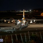 US Coast Guard MH60 Helicopter & C-130 Bermuda, October 17 2016-3