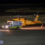 US Coast Guard MH60 Helicopter & C-130 Bermuda, October 17 2016-7