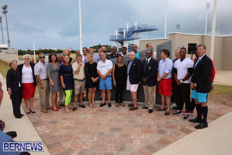 Unveiling-Of-Olympic-Wall-Bermuda-October-2016-1