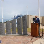 Unveiling Of Olympic Wall Bermuda October 2016 (10)