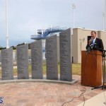 Unveiling Of Olympic Wall Bermuda October 2016 (13)