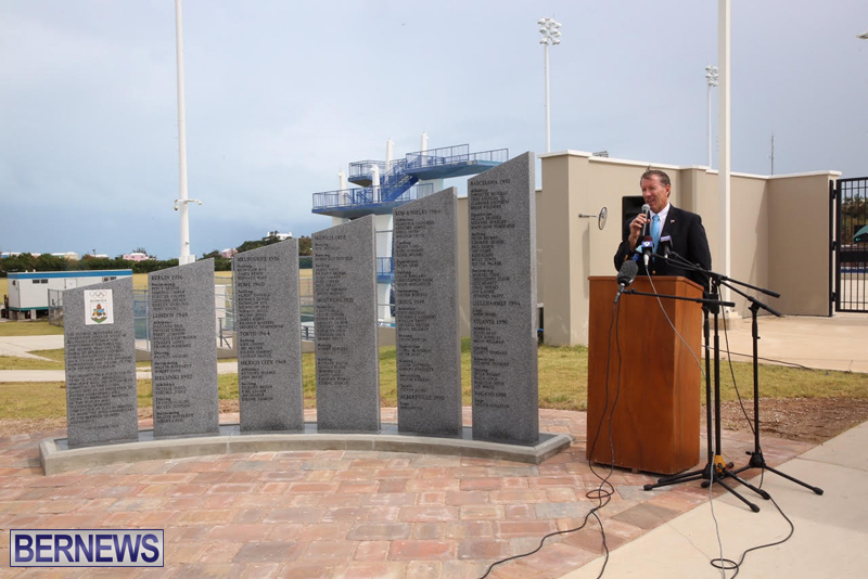 Unveiling-Of-Olympic-Wall-Bermuda-October-2016-13