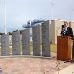 Unveiling Of Olympic Wall Bermuda October 2016 (14)