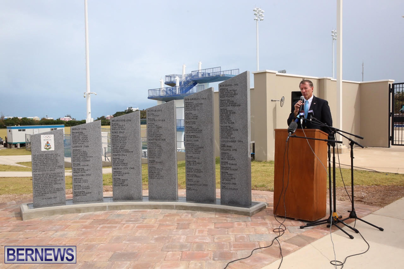 Unveiling-Of-Olympic-Wall-Bermuda-October-2016-14
