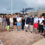 Unveiling Of Olympic Wall Bermuda October 2016 (2)