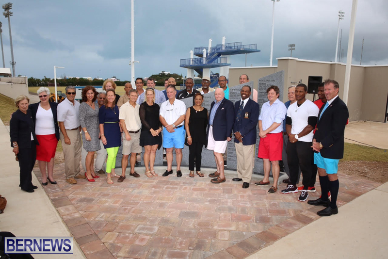 Unveiling-Of-Olympic-Wall-Bermuda-October-2016-2