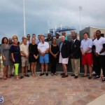 Unveiling Of Olympic Wall Bermuda October 2016 (3)