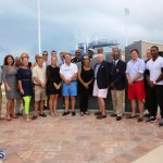 Unveiling Of Olympic Wall Bermuda October 2016 (4)