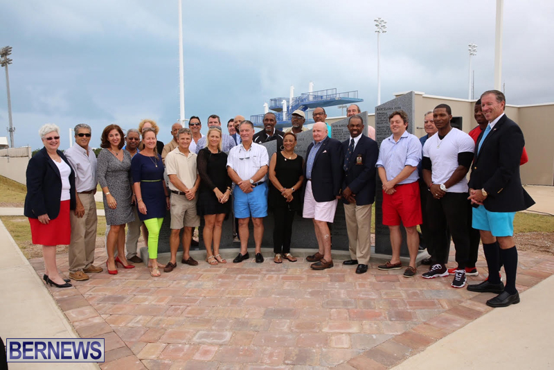 Unveiling-Of-Olympic-Wall-Bermuda-October-2016-4