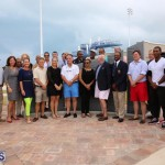 Unveiling Of Olympic Wall Bermuda October 2016 (6)