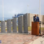 Unveiling Of Olympic Wall Bermuda October 2016 (9)