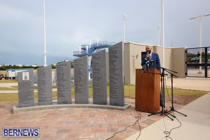 Unveiling-Of-Olympic-Wall-Bermuda-October-2016-9