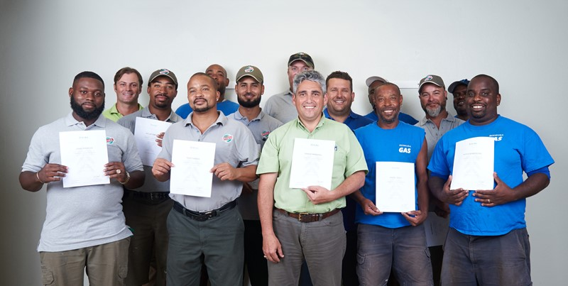 Bda Gas certification crop3