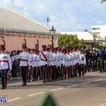 Bermuda Remembrance Day Ceremony, November 11 2016-1