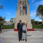 Bermuda Remembrance Day Ceremony, November 11 2016-126