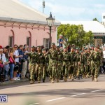 Bermuda Remembrance Day Ceremony, November 11 2016-13