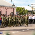 Bermuda Remembrance Day Ceremony, November 11 2016-14