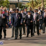 Bermuda Remembrance Day Ceremony, November 11 2016-18