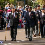 Bermuda Remembrance Day Ceremony, November 11 2016-19