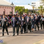 Bermuda Remembrance Day Ceremony, November 11 2016-20