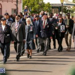 Bermuda Remembrance Day Ceremony, November 11 2016-22