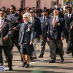 Bermuda Remembrance Day Ceremony, November 11 2016-25