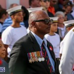 Bermuda Remembrance Day Ceremony, November 11 2016-30