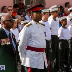 Bermuda Remembrance Day Ceremony, November 11 2016-31