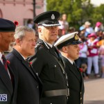 Bermuda Remembrance Day Ceremony, November 11 2016-33