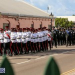 Bermuda Remembrance Day Ceremony, November 11 2016-4