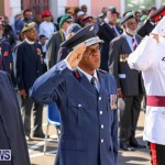 Bermuda Remembrance Day Ceremony, November 11 2016-46