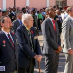 Bermuda Remembrance Day Ceremony, November 11 2016-47