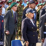 Bermuda Remembrance Day Ceremony, November 11 2016-51