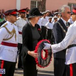 Bermuda Remembrance Day Ceremony, November 11 2016-66
