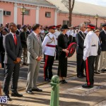 Bermuda Remembrance Day Ceremony, November 11 2016-67