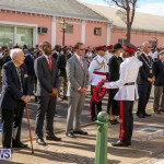 Bermuda Remembrance Day Ceremony, November 11 2016-71