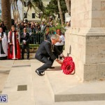 Bermuda Remembrance Day Ceremony, November 11 2016-75