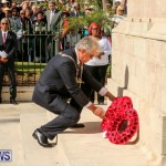 Bermuda Remembrance Day Ceremony, November 11 2016-76