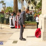 Bermuda Remembrance Day Ceremony, November 11 2016-80
