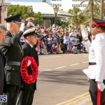 Bermuda Remembrance Day Ceremony, November 11 2016-85
