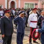 Bermuda Remembrance Day Ceremony, November 11 2016-86