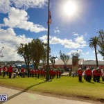 Bermuda Remembrance Day Ceremony, November 11 2016-92