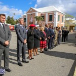 Bermuda Remembrance Day Ceremony, November 13 2016-10